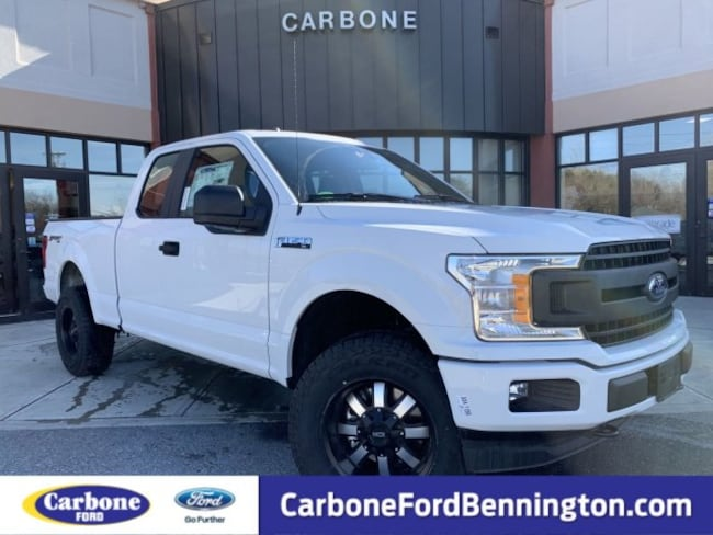 New 2019 Ford F-150 XL Truck SuperCab Styleside for sale in Bennington VT
