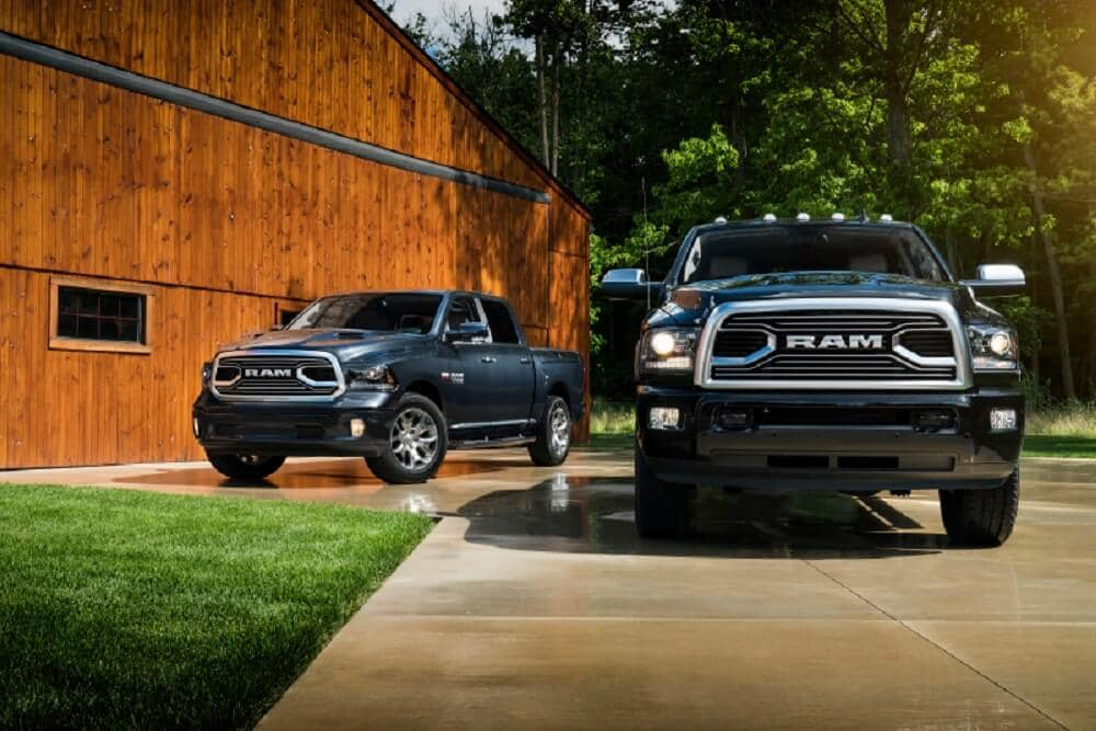 Ram Trucks - Carbone Dodge Chrysler Jeep Ram Finance Center