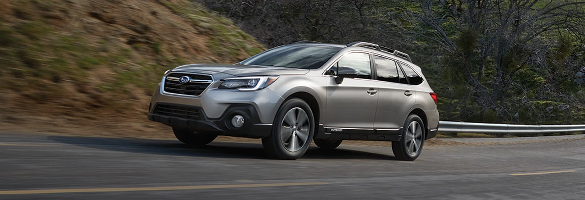 2018 Subaru Outback  Exterior Features