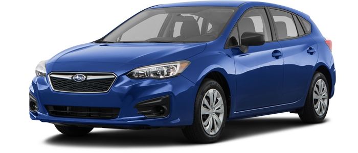 New 2018 Subaru Impreza 2.0i 5DR at Reno Subaru