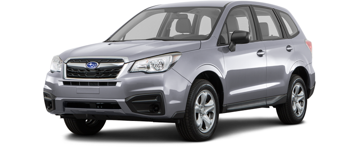 New 2018 Subaru Forester at Subaru Oregon City