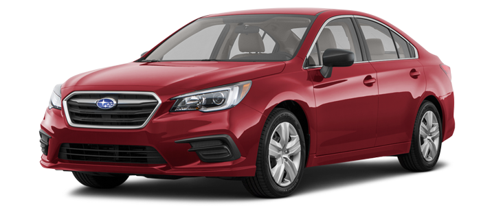 New 2018 Subaru Legacy Premium at Subaru Reno
