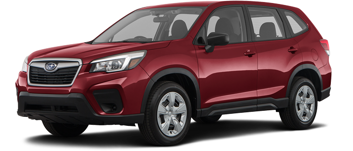 New 2020 Subaru Forester at Carbone Subaru Troy