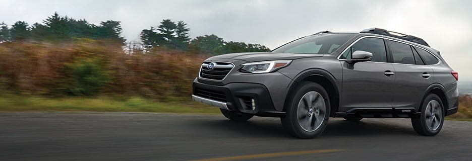 2020 Subaru Outback  Exterior Features
