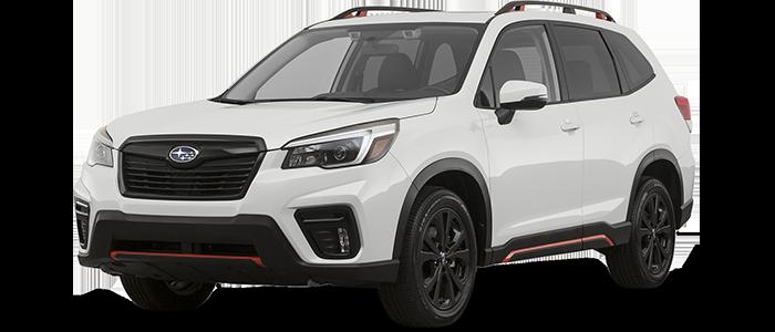 New 2021 Subaru Forester at Carbone Subaru Troy