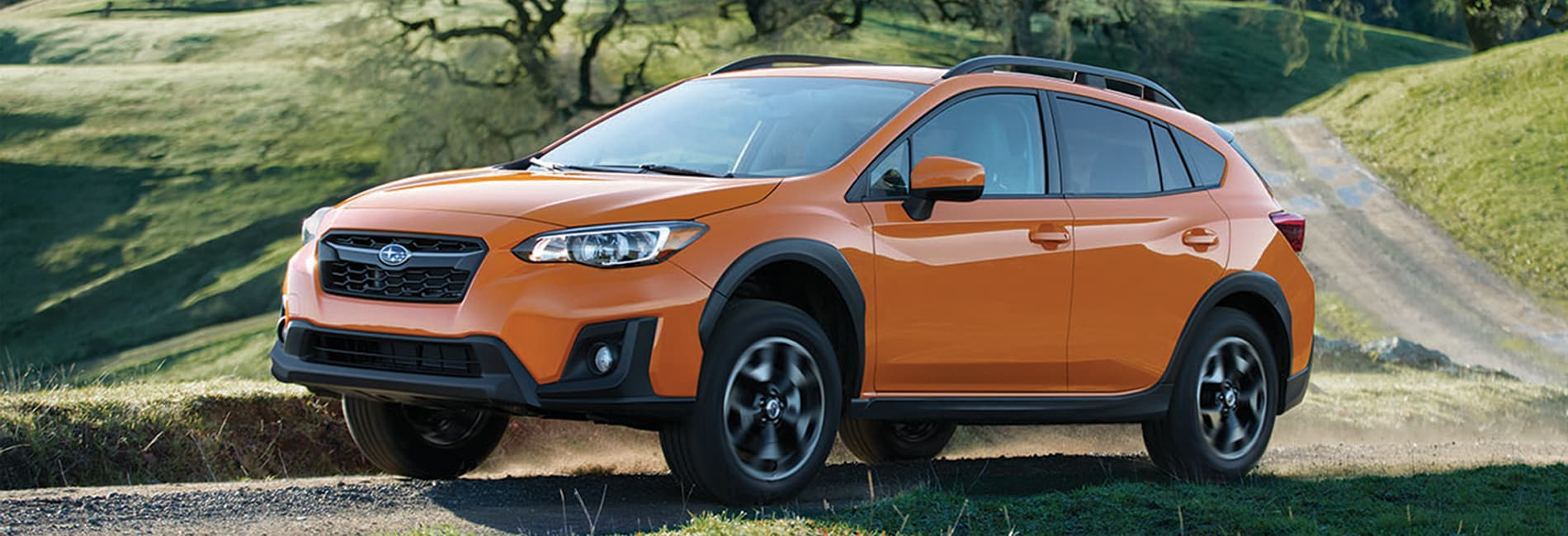 2018 Subaru Crosstrek Exterior Features