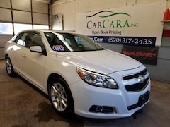 2013 Chevrolet Malibu Eco Premium Audio Sedan