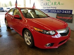 2014 Acura TSX 5-Speed Automatic Sedan