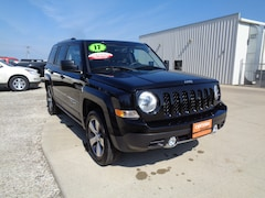 2017 Jeep Patriot Latitude 4x4 SUV 1C4NJRFB6HD152272 For sale in St Joseph MO, near Atchison KS