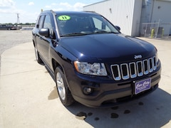 2011 Jeep Compass Base SUV 1J4NF1FB2BD218501 For sale in St Joseph MO, near Atchison KS