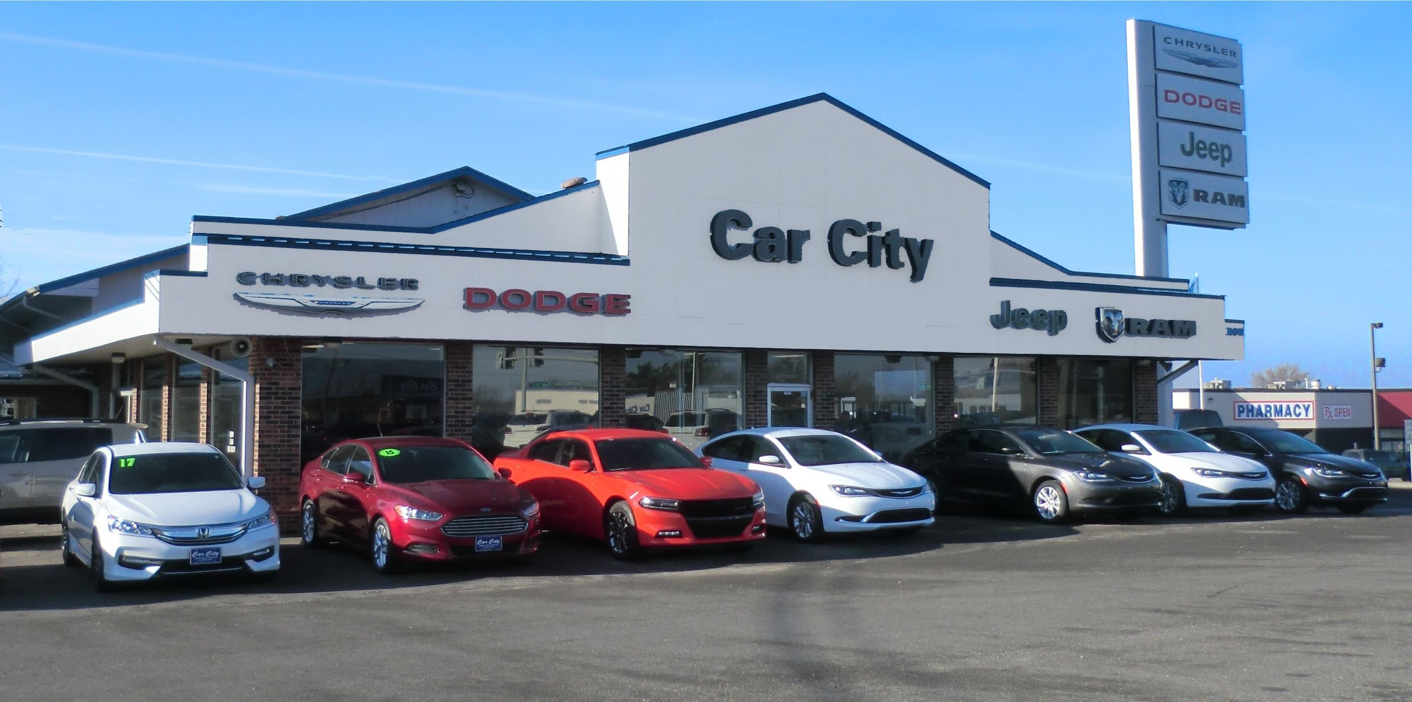 about car city chrysler dodge jeep ram new chrysler dodge jeep ram and used car dealer. Black Bedroom Furniture Sets. Home Design Ideas