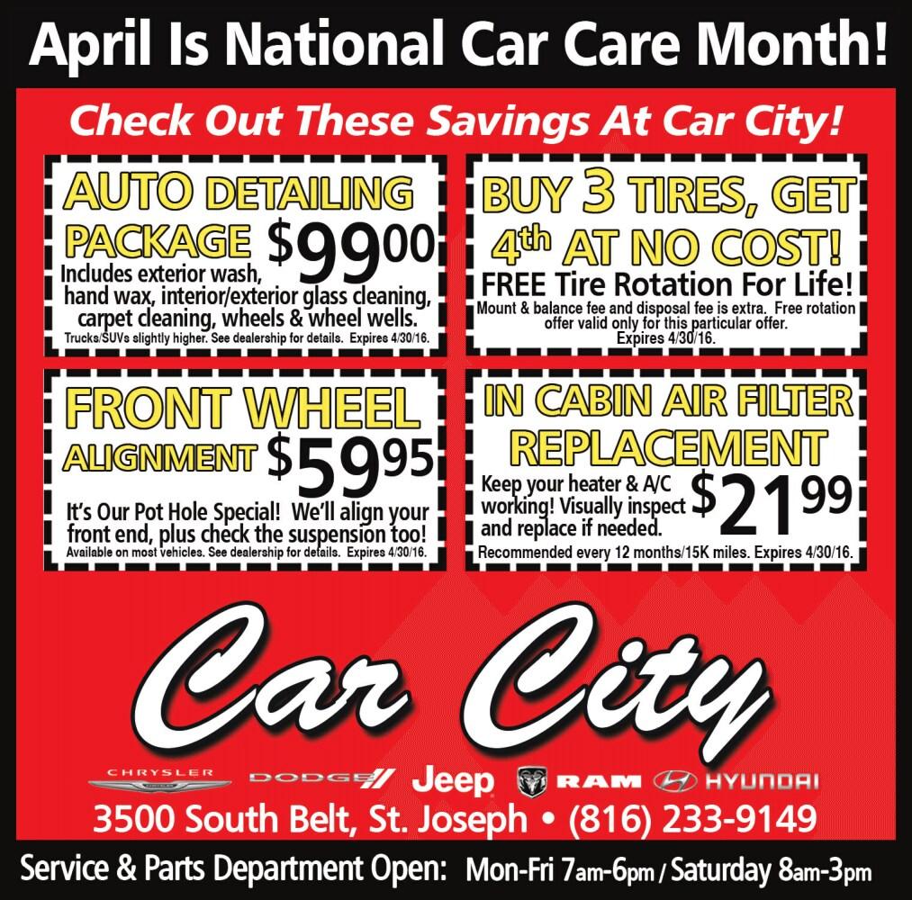 Parts Specials at Car City Hyundai | Hyundai Car Parts in St. Joseph, MO