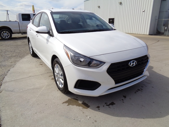 Affordable 2018 Hyundai Accent SEL Sedan in St. Joseph, MO