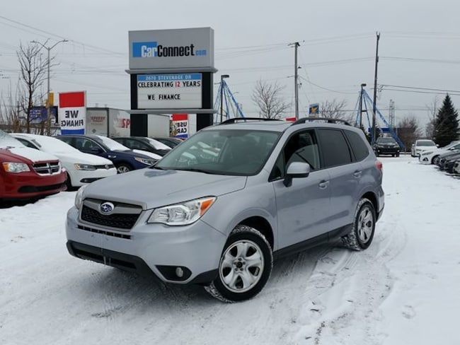 2016 Subaru Forester i Touring PANO ROOF ONLY $19 DOWN $79/WKLY!! SUV