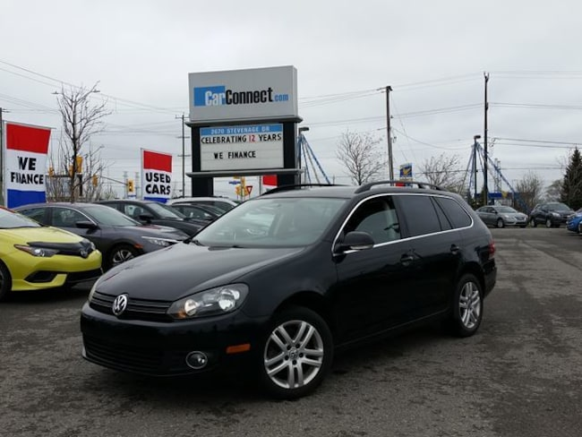 2011 Volkswagen Golf Wagon HIGHLINE ONLY $19 DOWN $95/WKLY!! Wagon