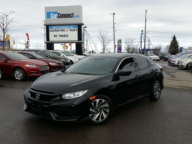 2018 Honda Civic TURBO, SENSING ONLY $19 DOWN $77/WKLY!! Sedan