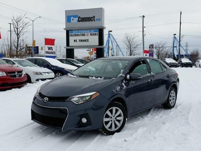 2014 Toyota Corolla S ONLY $19 DOWN $59/WKLY!! Sedan