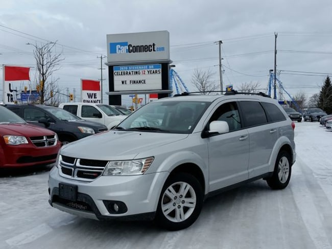 2012 Dodge Journey SXT ONLY $19 DOWN $61/WKLY!! SUV