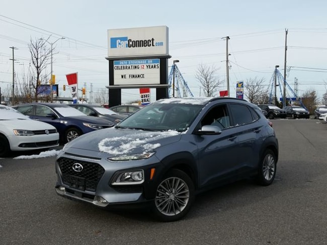 2018 Hyundai Kona Luxury AWD ONLY $19 DOWN $90/WKLY!! SUV