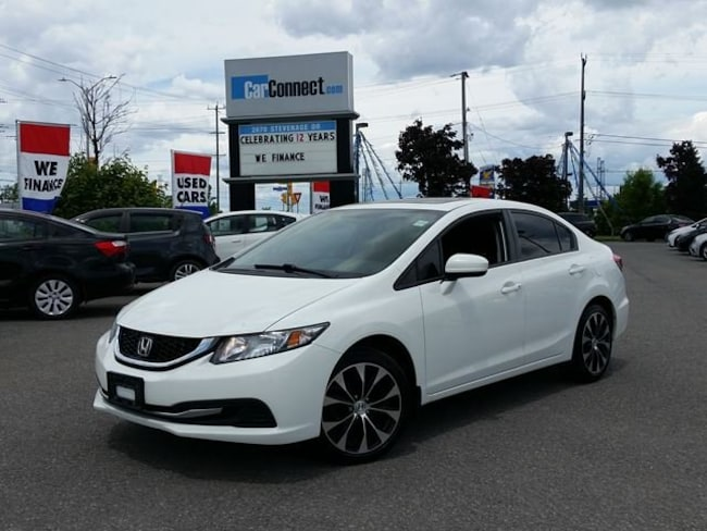 2014 Honda Civic EX ONLY $19 DOWN $75/WKLY!! Sedan