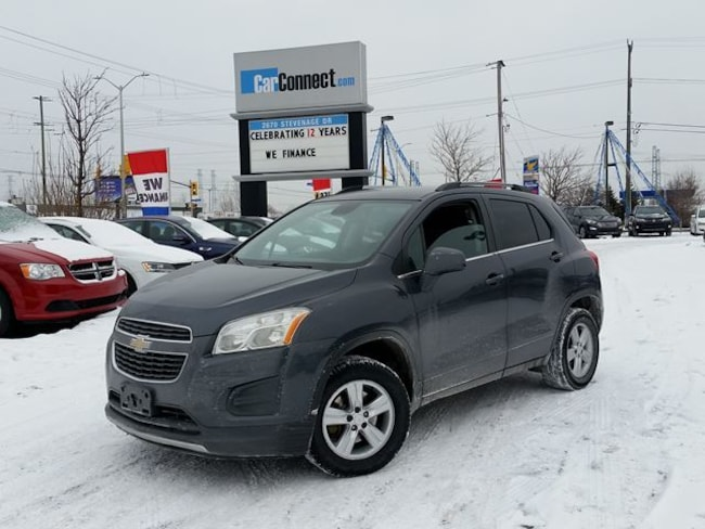 2015 Chevrolet Trax LT AWD ONLY $19 DOWN $52/WKLY!! SUV