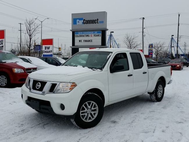 2016 Nissan Frontier SV 4X4 CREW ONLY $19 DOWN $87/WKLY!! Truck