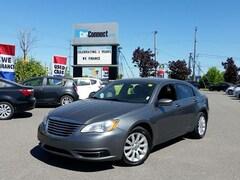 2012 Chrysler 200 Touring ONLY $19 DOWN $55/WKLY!! Sedan