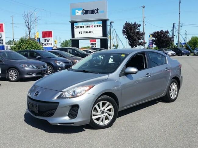 2013 Mazda Mazda3 GS ONLY $19 DOWN $49/WKLY!! Sedan