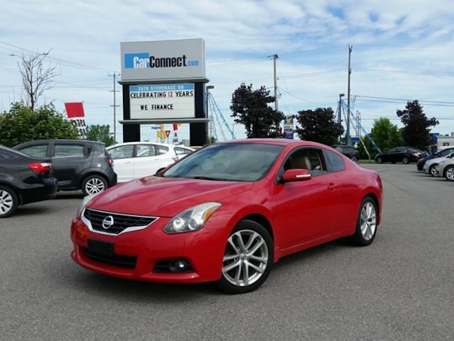 2012 Nissan Altima 3.5 SR ONLY $19 DOWN $54/WKLY!! Coupe