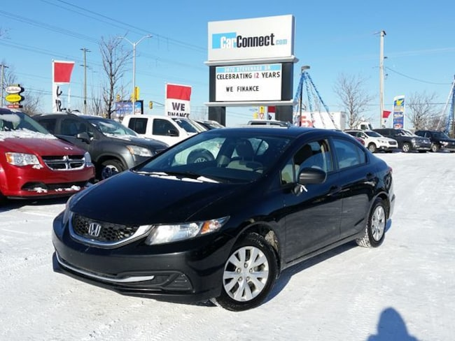 2014 Honda Civic ONLY $19 DOWN $35/WKLY!! Sedan