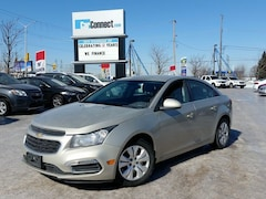 2016 Chevrolet Cruze LT ONLY $19 DOWN $51/WKLY!! Sedan
