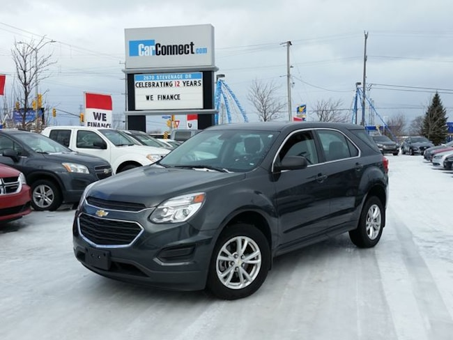 2017 Chevrolet Equinox LS AWD ONLY $19 DOWN $82/WKLY!! SUV
