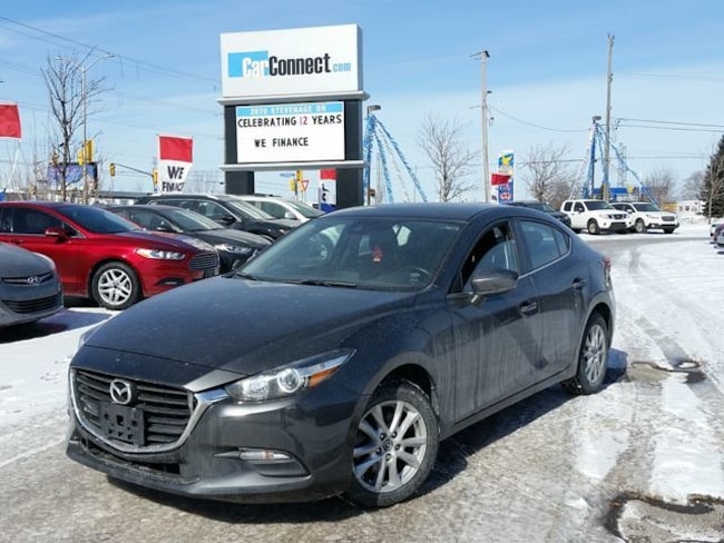 2017 Mazda Mazda3 GS ONLY $19 DOWN $65/WKLY!! Sedan