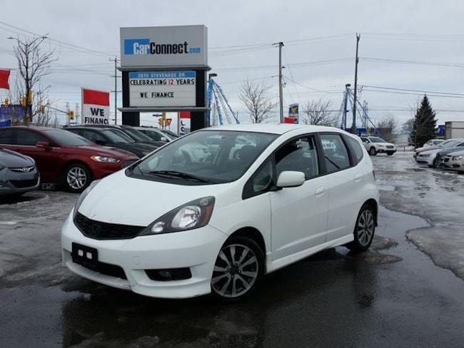 2014 Honda Fit Sport ONLY $19 DOWN $59/WKLY!! Hatchback