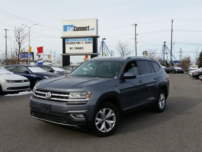 2018 Volkswagen Atlas Highline 4MOTION ONLY $19 DOWN $146/WKLY!! SUV