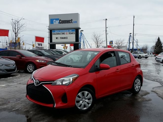 2015 Toyota Yaris LE ONLY $19 DOWN $60/WKLY!! Hatchback