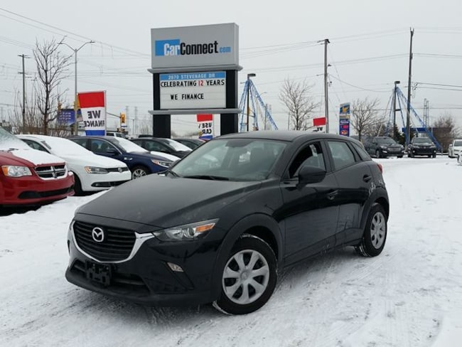 2017 Mazda CX-3 GX ONLY $19 DOWN $68/WKLY!! SUV