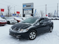 2015 Honda Civic LX ONLY $19 DOWN $52/WKLY!! Sedan