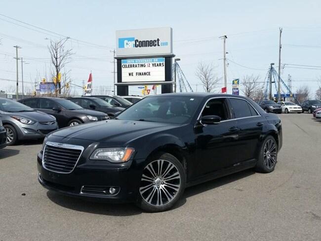 2012 Chrysler 300 300S  ONLY $19 DOWN $75/WKLY!! Sedan