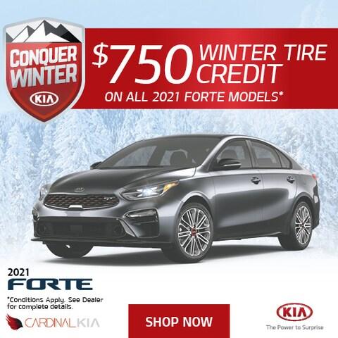 Conquer Winter Event