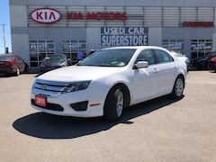 2011 Ford Fusion PWR Group, A/C, Alloy Wheels