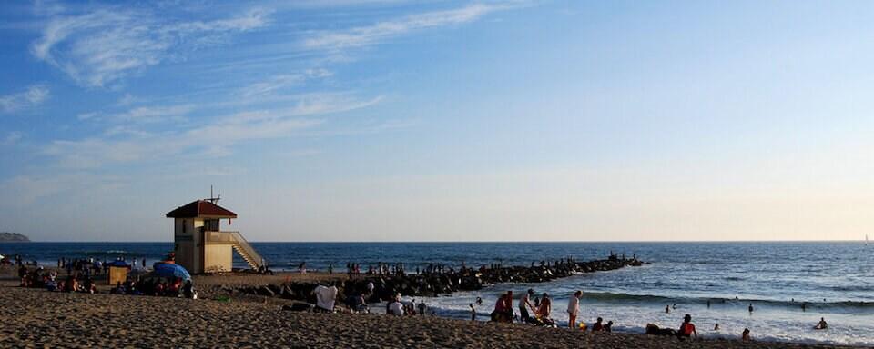 Temp in redondo beach