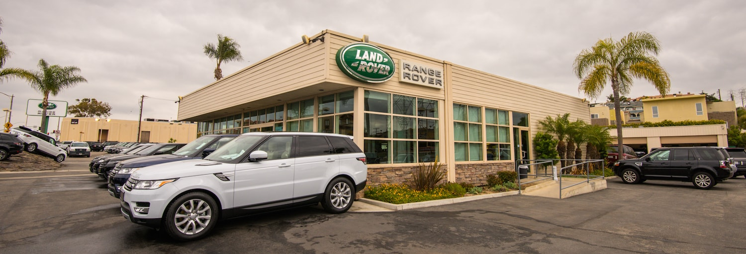 Land Rover South Bay Dealership