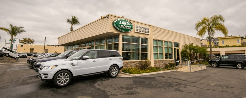 Land Rover Dealer Near Torrance