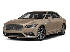 Used 2017 Lincoln Continental Select Sedan