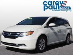 Certified-Used 2016 Honda Odyssey Van Passenger Van for-sale-in-Snellville-Georgia