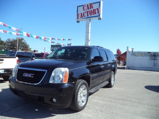 2009 GMC Yukon XL 1500 SLT with 4SB SUV