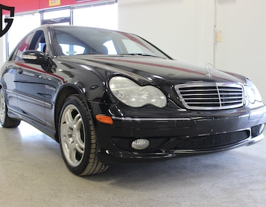 2003 Mercedes-Benz C-Class C32-AMG| Supercharged| Sunroof| Leather Sedan
