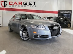 2009 Audi A6 3.0 Premium S-Line - Backup Cam| Nav| Leather Sedan
