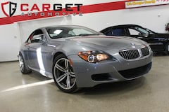 2007 BMW M M6 - V10| Convertible| Leather| Navigation Cabriolet